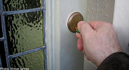 Master keys to Malmö flats missing