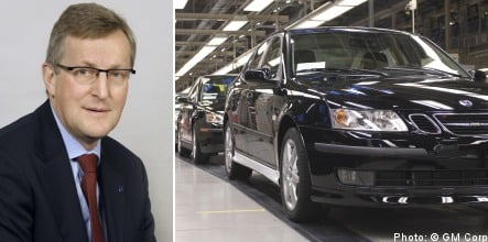 Saab laments 'mixed messages' from Sweden