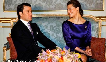 Poll: wedding boosts Sweden's monarchy
