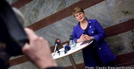 Break down in talks on Swedish energy policy