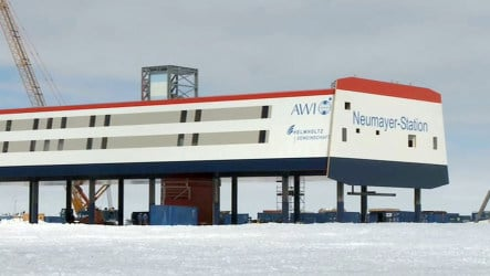 Germany opens new Antarctic research station