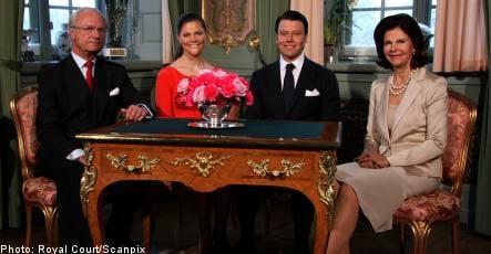 Wedding will 'boost Sweden's monarchy'