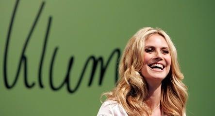 Introducing…Heidi Klum