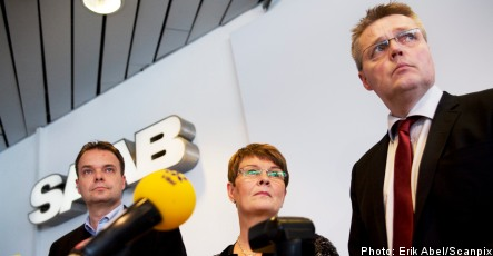 GM 'hasn't taken responsibility for Saab'