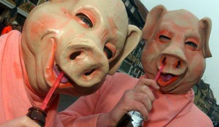 Police chief attacks Karneval booze frenzy