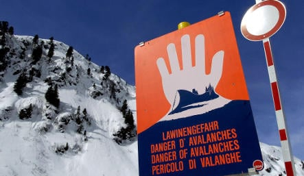 One dead, one injured, and one missing in avalanches