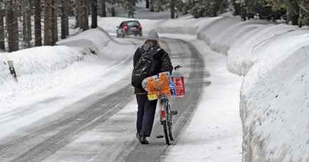 Lingering winter to bring Germany snow