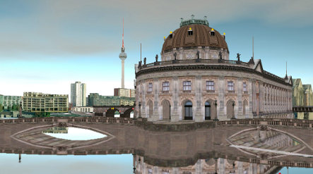Google Earth launches 3D Berlin project