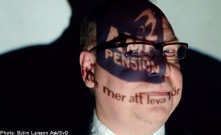 AMF Pension sacks senior executive