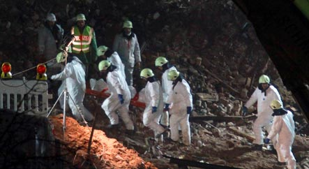 Second body retrieved from collapsed Cologne archive