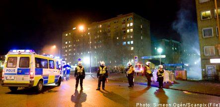 New Rosengård fires 'revenge': police