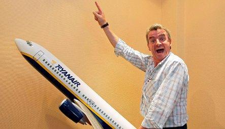 Ryanair pumped to penetrate Bavarian market this spring