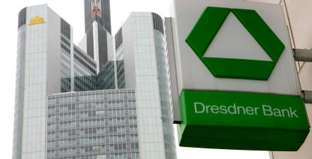 Commerzbank pumps €4 billion into Dresdner