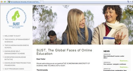 'Fake' universities operating in Sweden