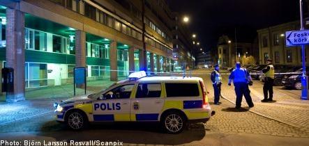 Two explosions shake Gothenburg