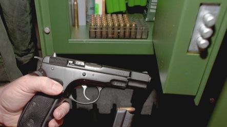 Politicians demand better gun club checks and a video game ban
