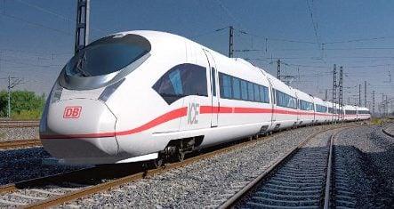 Siemens lands €750 million China train deal