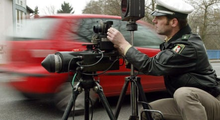Study says 80 percent of German speed traps flawed