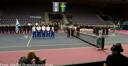 Sweden 'anti-Semitic' for tennis fan ban