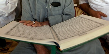 Publisher releases Koran in German as audio book