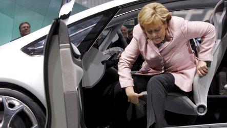 Opel crisis puts Merkel in a predicament