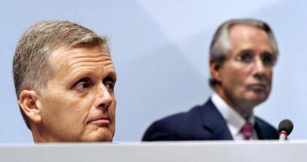 Telekom spy scandal investigators raid executives' houses