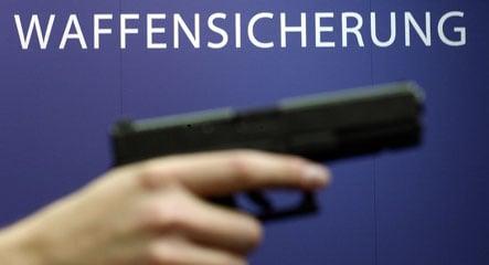 Majority of Germans support stricter gun control