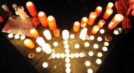 Authorities seek school massacre motive