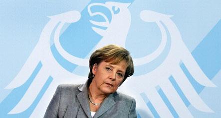 Merkel: Germany facing worst crisis since 1945