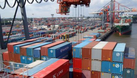 German exports plunge