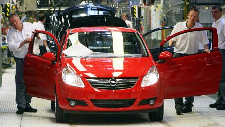 Opel cutting jobs as Merkel says the car maker isn't 'relevant'
