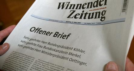 Winnenden massacre parents call for changes