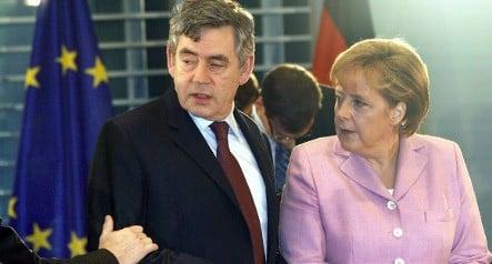 Merkel optimistic for G20 economic summit