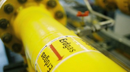 RWE to sell chunk of German gas grid
