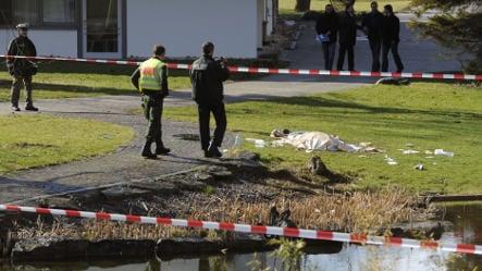 Teen gunman killed after murdering 15