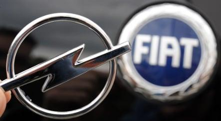 Fiat preparing to take the wheel at Opel