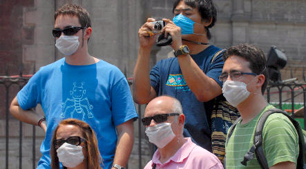 TUI cancels Mexico City trips citing swine flu
