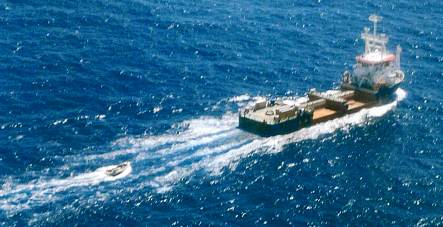 Somali pirates capture another German ship