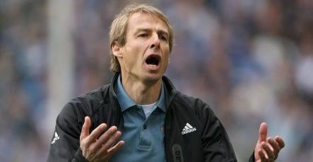 Klinsmann sacked by Bayern Munich