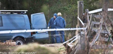 Man's body discovered near Uppsala