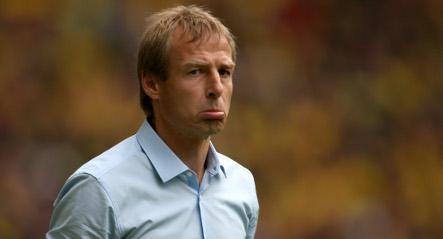 Klinsmann was his own worst enemy