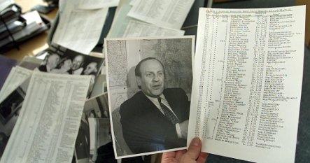 Copy of original 'Schindler's list' found in Australian library