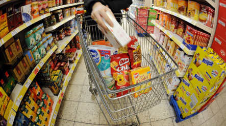 Shoppers face new food package sizes