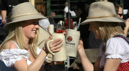 Recession making German beer cheaper