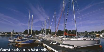 Västervik: Building boats for half a millennium