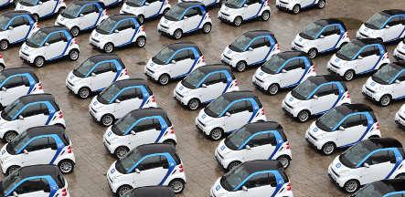 Daimler bringing smart cars to Chinese market