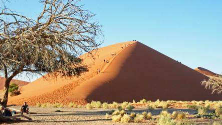 Namibia: a taste of old-fashioned African Gemütlichkeit