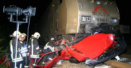 Man killed by freight train in Schleswig-Holstein
