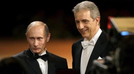 Tillich hails Putin's soft spot for Saxony