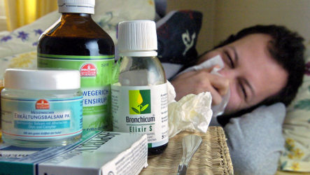 Germans skip sick days in fear for their jobs